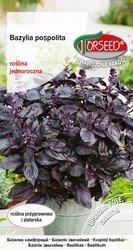 Bazylia czerwona (Ocimum basilicum) 0,2 g