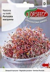 Portulaka warzywna - Nasiona na kiełki 2g