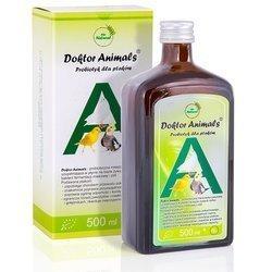 Probiotyk dla gołębi i ptaków ozdobnych – Doktor Animals 0,5L