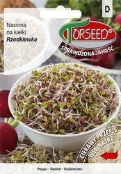 Rzodkiewka - Nasiona na kiełki 20g