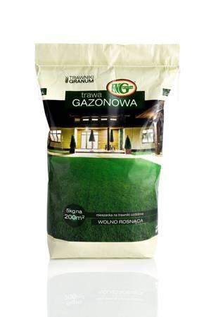 Mieszanka Traw Kwalifikowana Gazonowa 5 kg.
