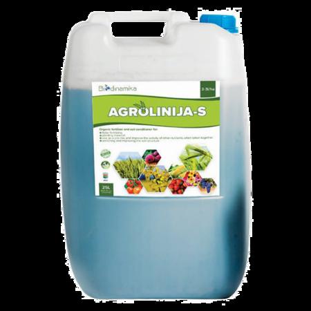 Nawóz Organiczny Agrolinija-S 25L, naturalny
