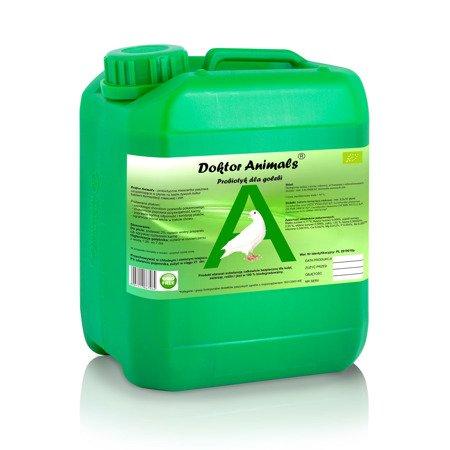 Probiotyk dla gołębi i ptaków ozdobnych – Doktor Animals 5,0L