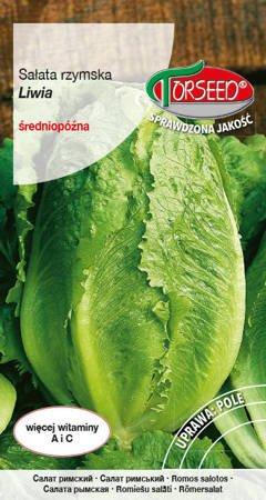 Sałata rzymska Liwia 0,5 g